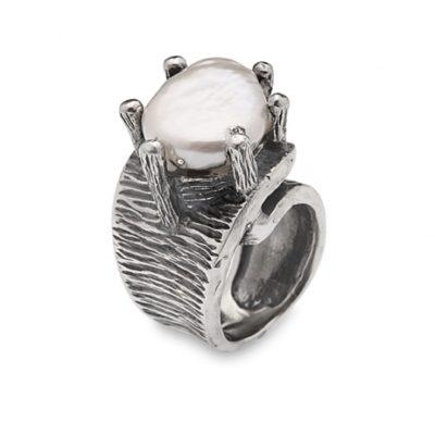 Anillo plata Styliano