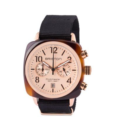 briston-chronograph-rosa-negro-caballer