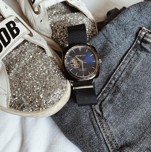 Briston Iconic relojes hombre