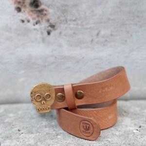 Cinturon calavera