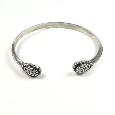 pulsera-escarabajos-plata-brazaletes