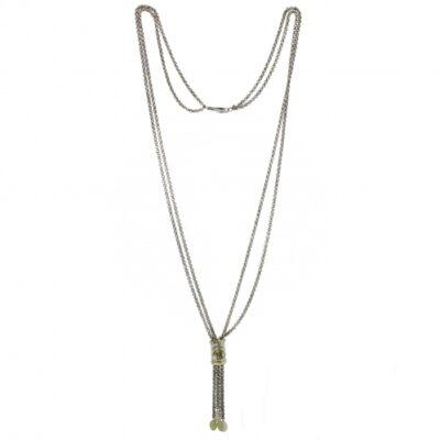 Collar Sytliano plata
