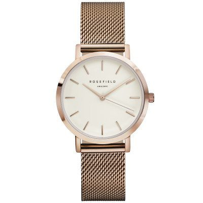 Reloj Rosefield oro rosa